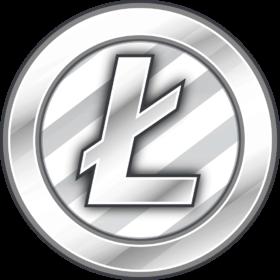 Litecoin Ltc Criptomoeda Dinheiro Ganhar Dinheiro Em Casa