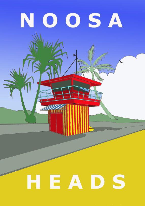 Noosa Heads Lifesavers Look-Out, Australia, Sunshine Coast ...