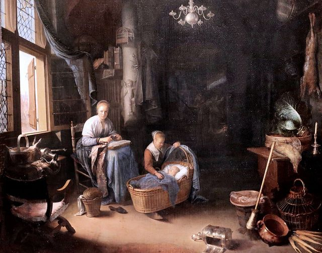 Gerrit Dou. 1613-1675. Leyde | Flickr - Photo Sharing!