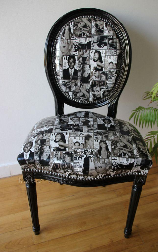 chaise medaillon louis xvi revisitee chaise medaillon pinterest chaise chaise medaillon. Black Bedroom Furniture Sets. Home Design Ideas