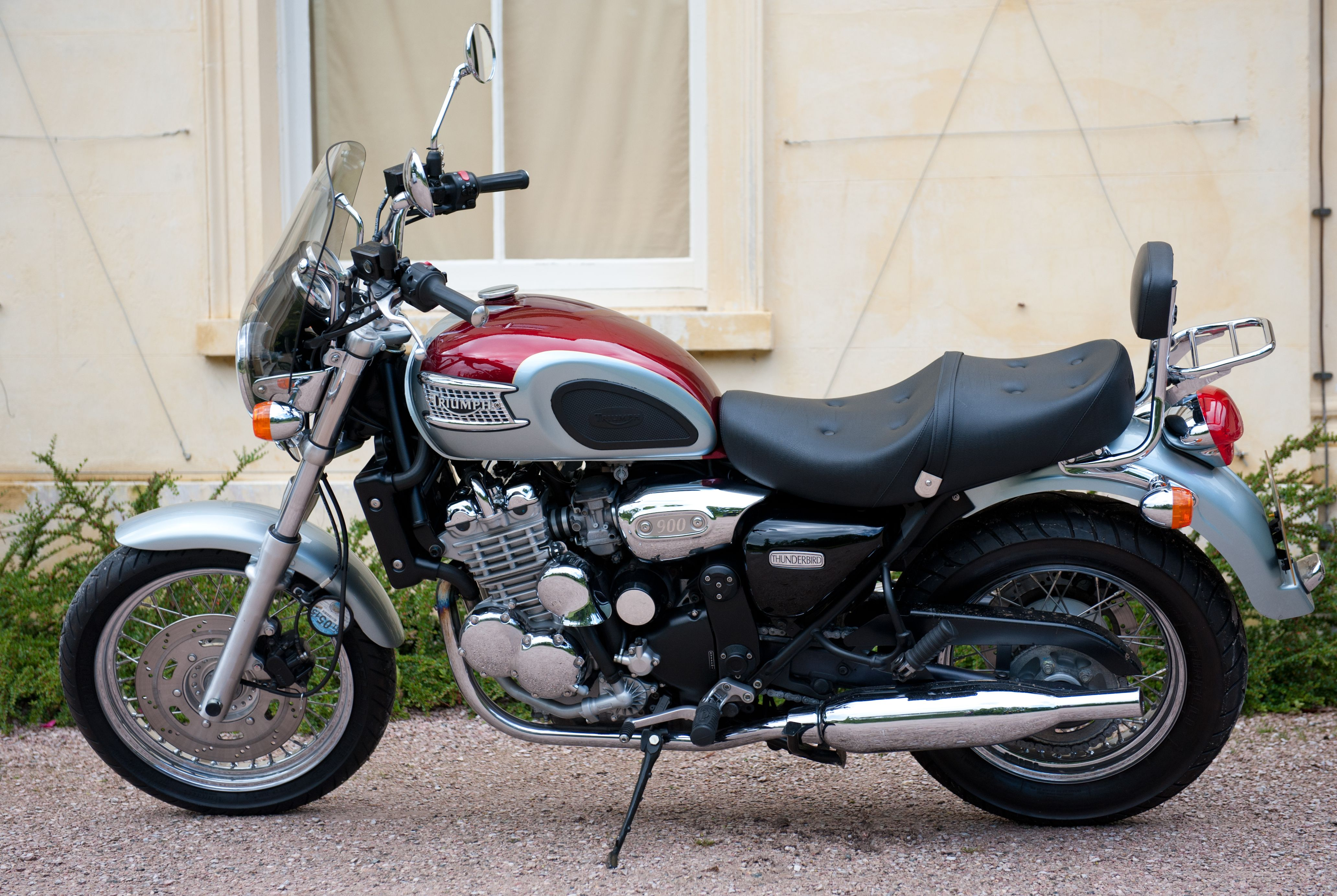 Triumph Thunderbird 900 Triumph Thunderbird 900, Cool Bikes, Cars And  Motorcycles