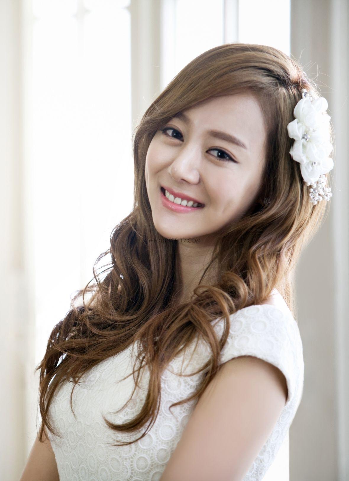 The jay salon in korea hair u makeup sample korean bridal hair