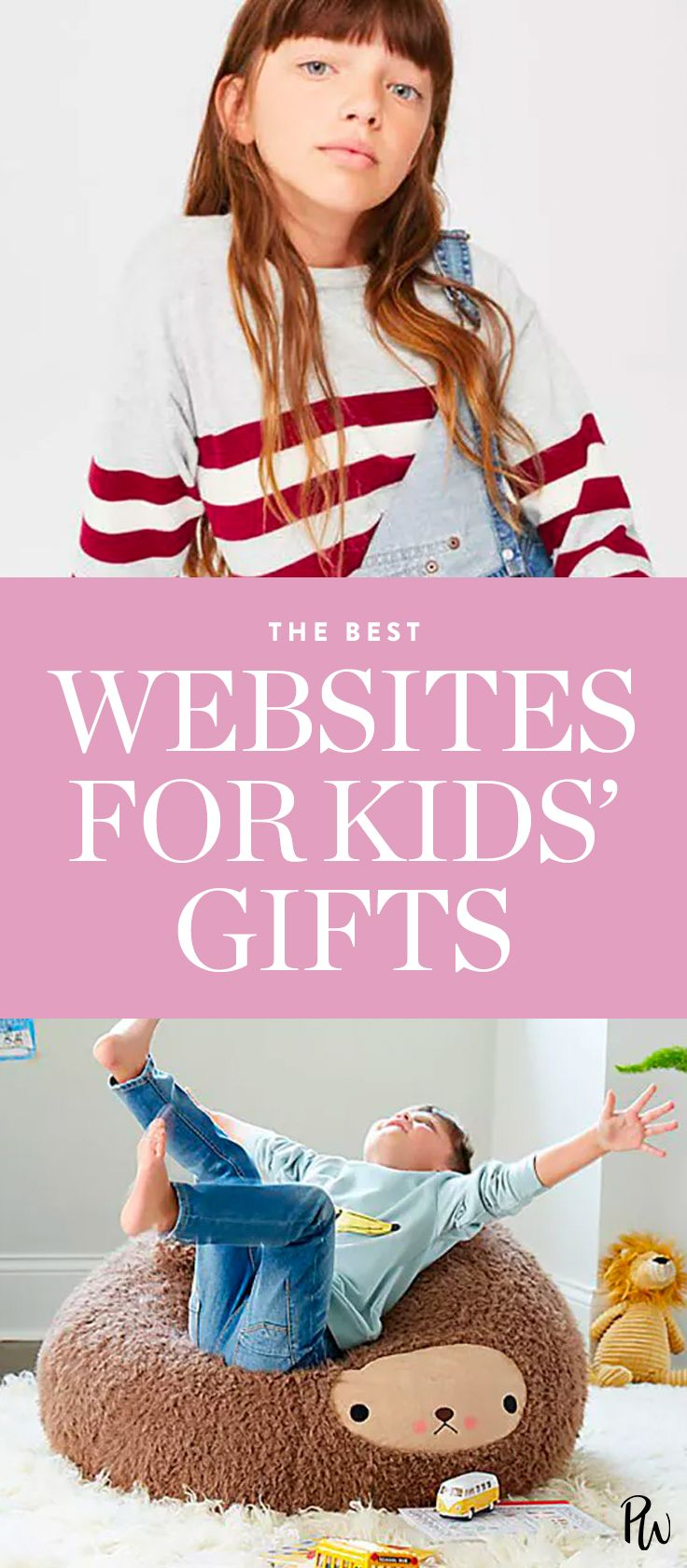 here are the very best websites to shop for kids gifts this season