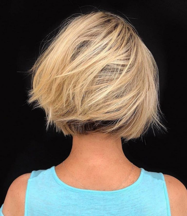 Pin On Hair Thick Bob