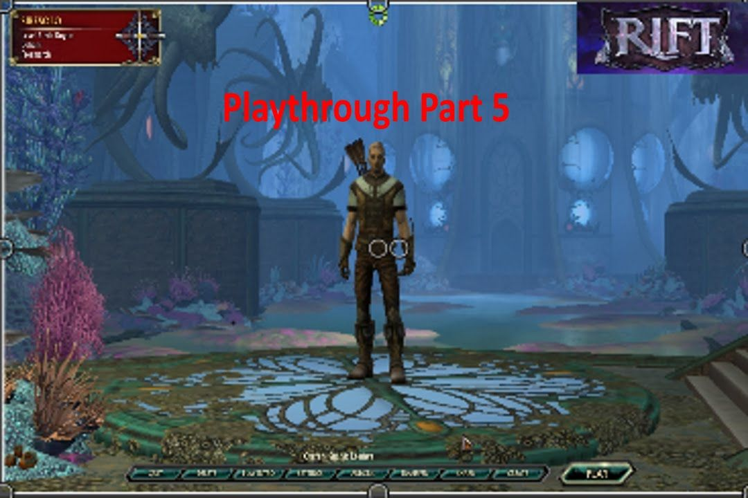 RIFT Gameplay 2015 - Free to Play (F2P) MMORPG Part 5