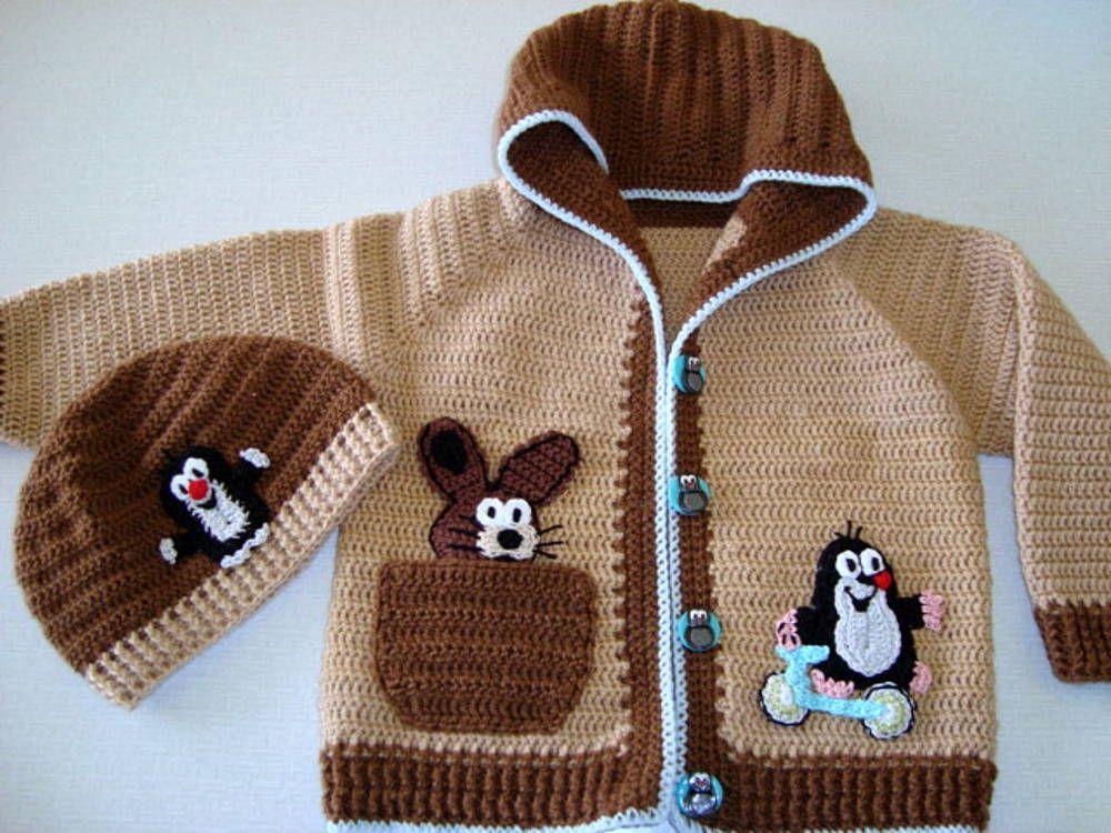 Detské oblečenie - Svetroš - 4198019_