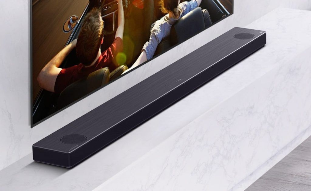 Lg Meridian Audio 2020 Soundbar Series Combine High Quality Audio With Easy Setup In 2020 Sound Bar Meridian Audio Dolby Atmos