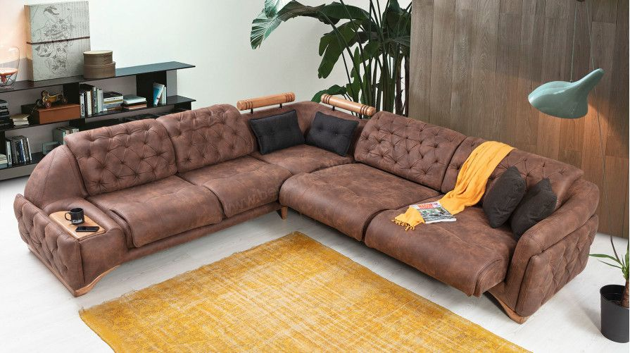 Alexa Kose Koltuk Takimi Sofa In 2019 Living Room Sofa