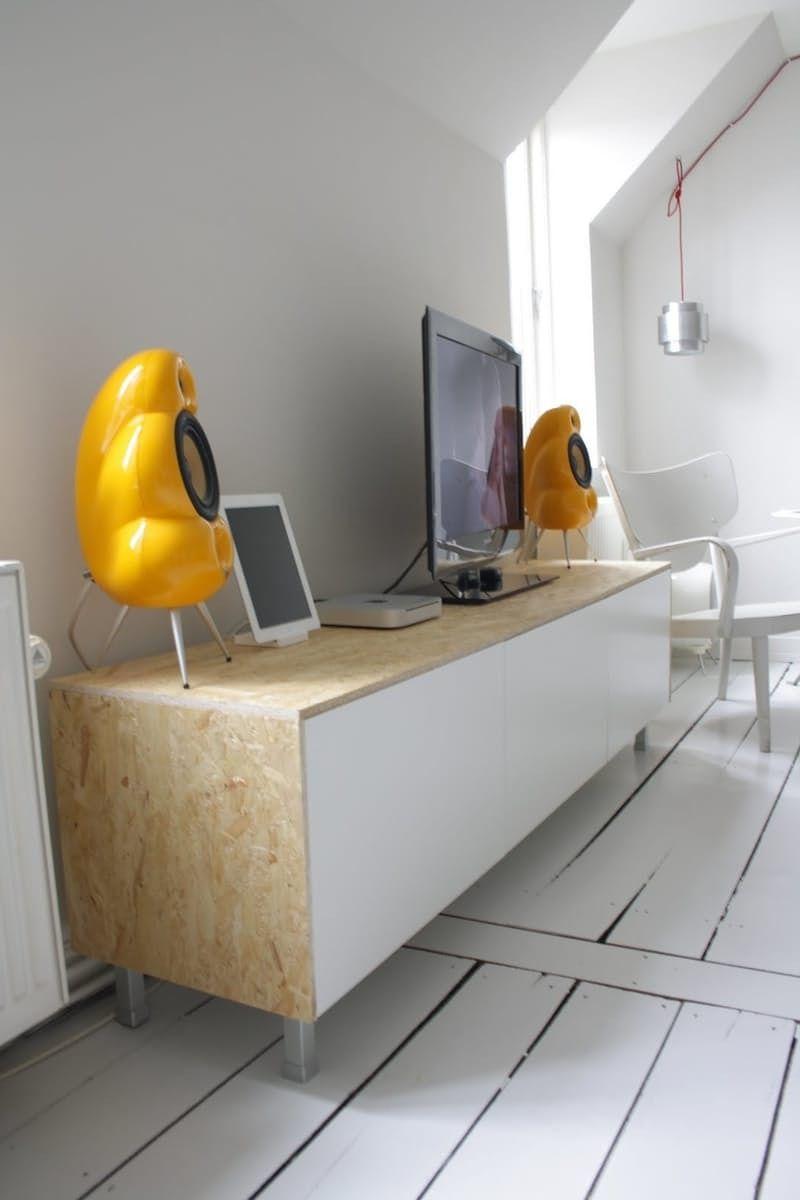 ikea sideboard selber machen wahnsinn was sie aus ihrem ikea besta regal machen k nnen home. Black Bedroom Furniture Sets. Home Design Ideas