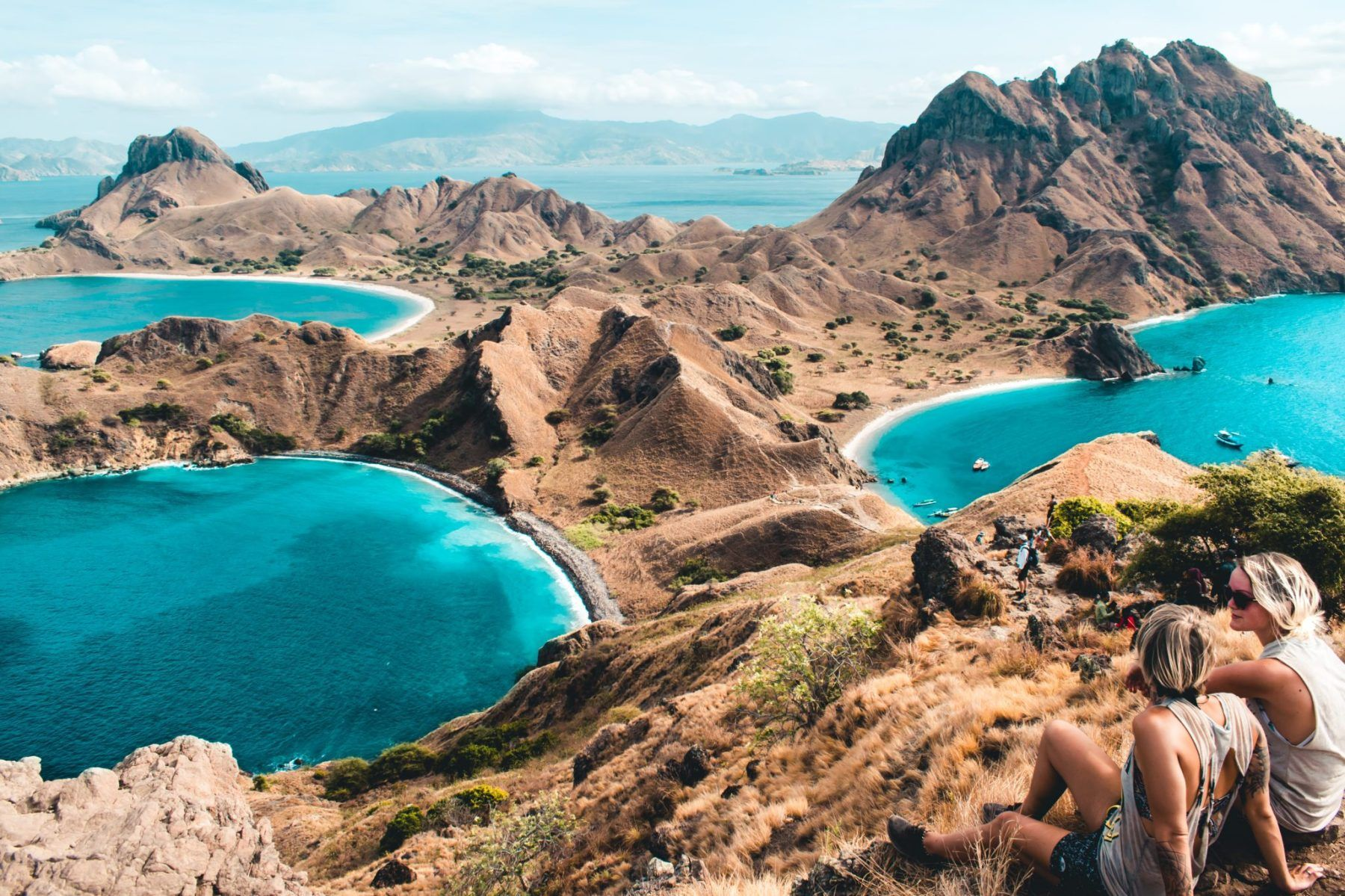 A Review Of Padar Island Labuan Bajo Flores Our Taste For Life Komodo Pantai Indonesia