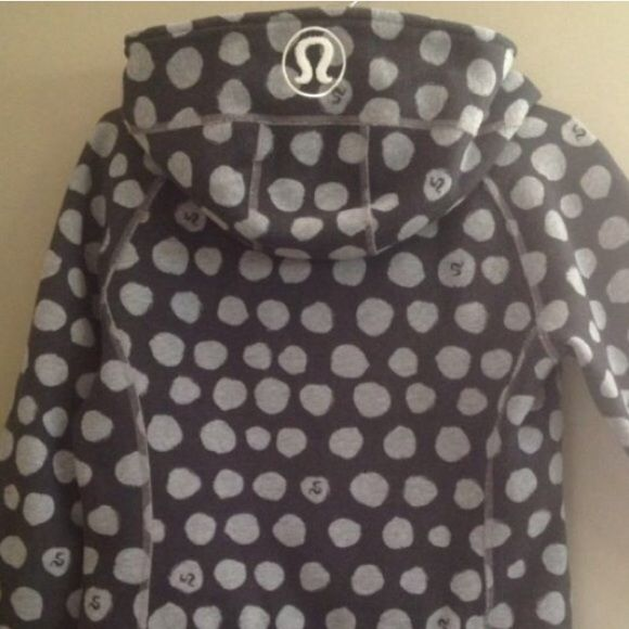 Lululemon Scuba Hoodie Not my style but super adorable. This is an older version of the scuba. lululemon athletica Jackets & Coats