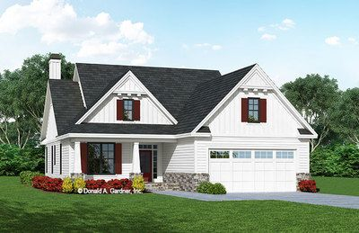 House Plans The Artemis Home Plan 1556