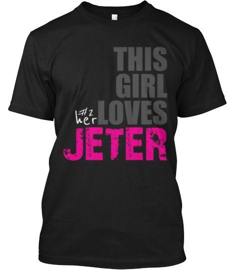 This Girl Loves Her Jeter