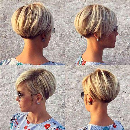 Frisur - Frisuren Stil Haar #haircuts