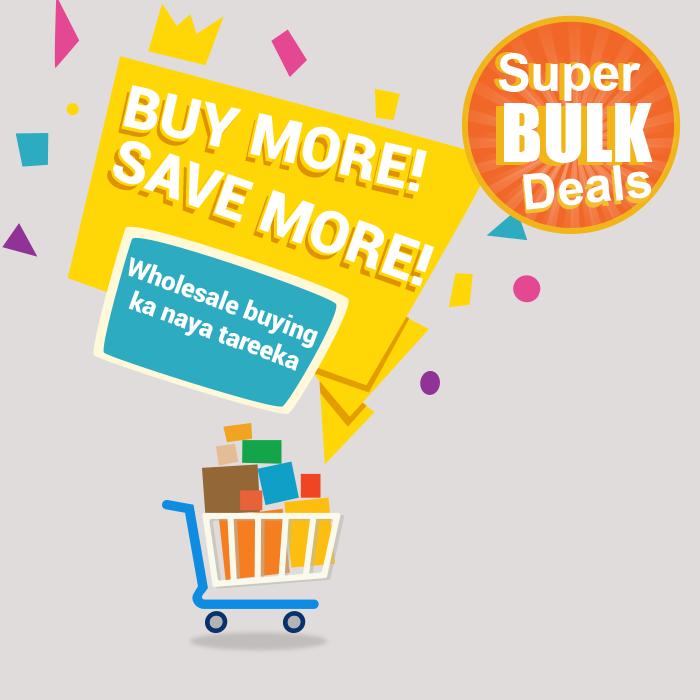 Retailers, make the best of SuperBulk Deals on #Wydr