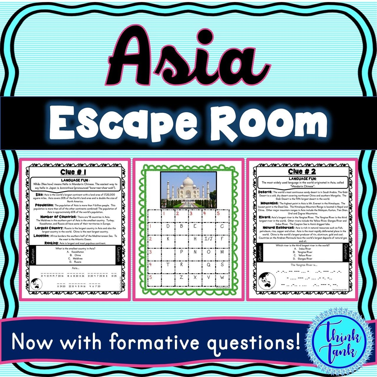 Asia Escape Room With Images