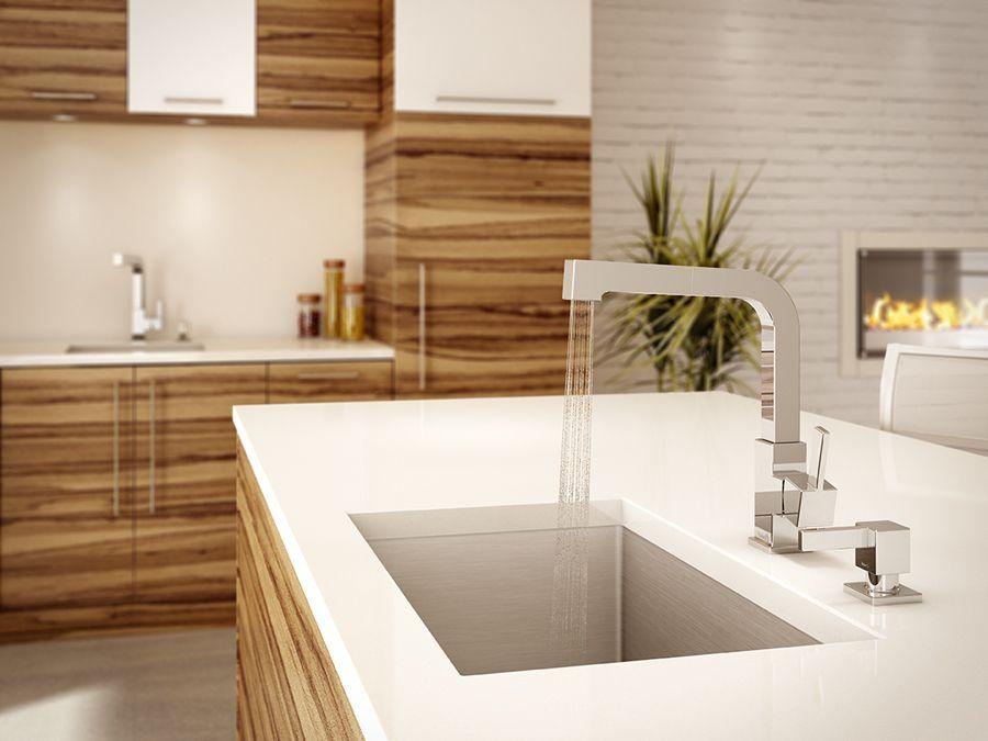 Kitchen Cuisine Kitchen Faucet Robinet De Cuisine Mizo Collection Collection Mizo Kitc Kitchen Faucet Design Best Kitchen Faucets Modern Kitchen Faucet