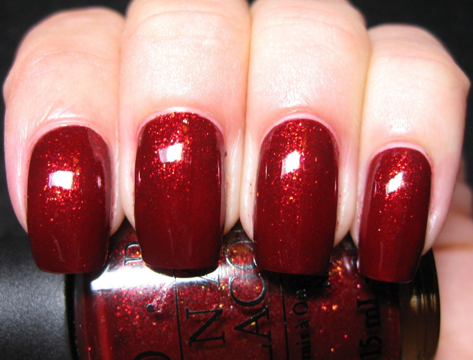 OPI Smitten With Mittens