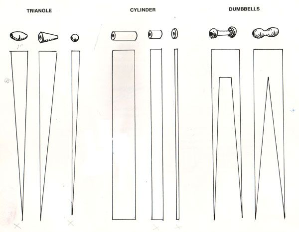 Page 2 of paper bead templates http://butikofer.com/blog/2009/03