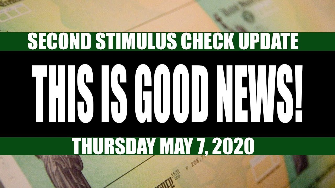 Second stimulus check and stimulus package update this is