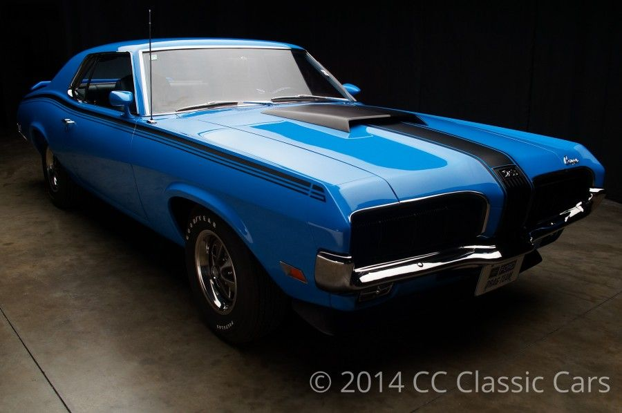 1970 Mercury Cougar Eliminator For Sale - CC Classic Cars | Cars ...