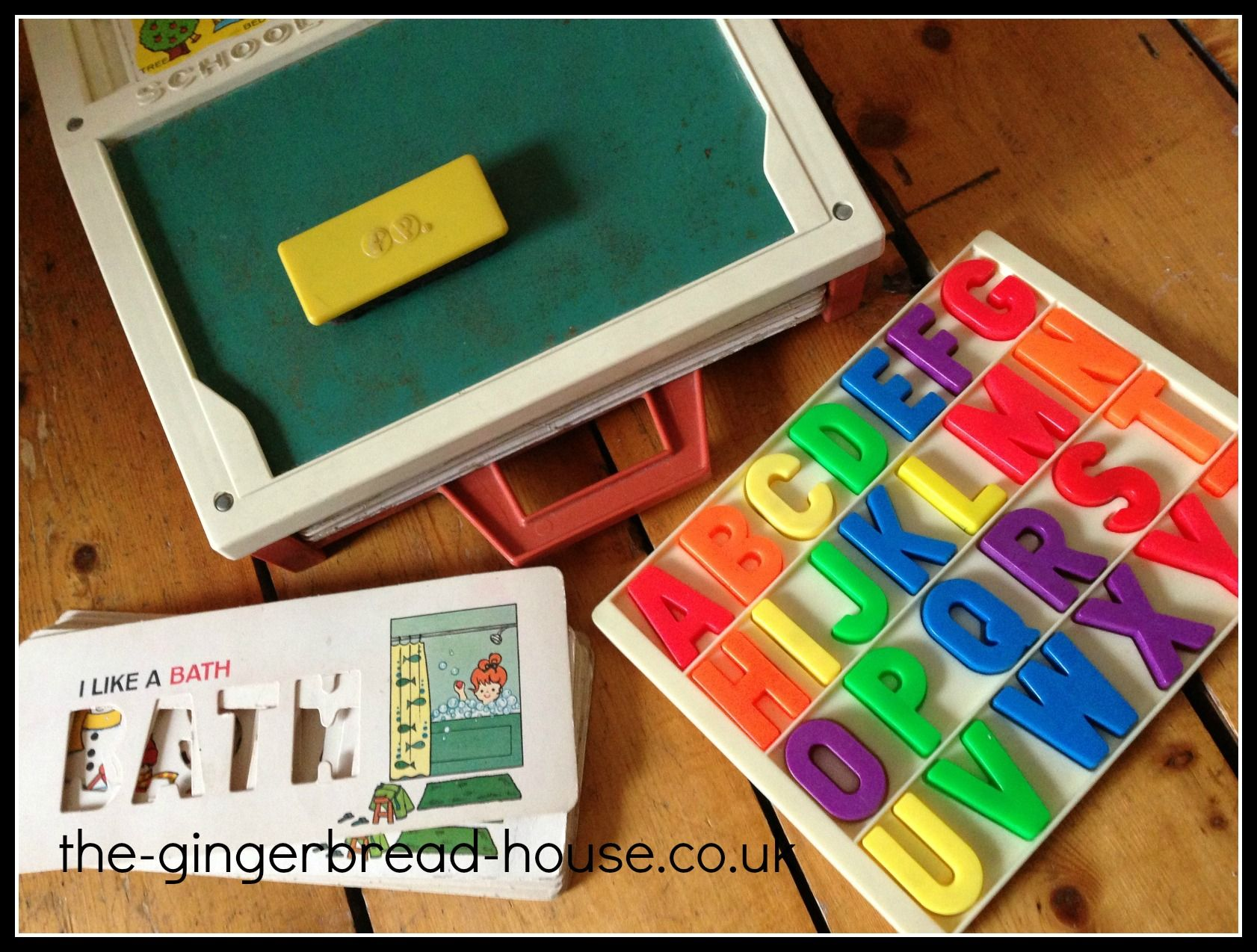 Fisher Price vintage loveliness