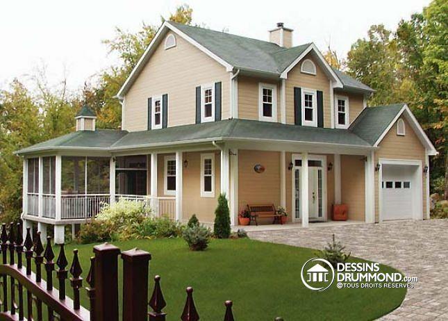 À la recherche du0027une maison 2 étages à bon prix offrant 2 à 3 - plan de maison a etage moderne