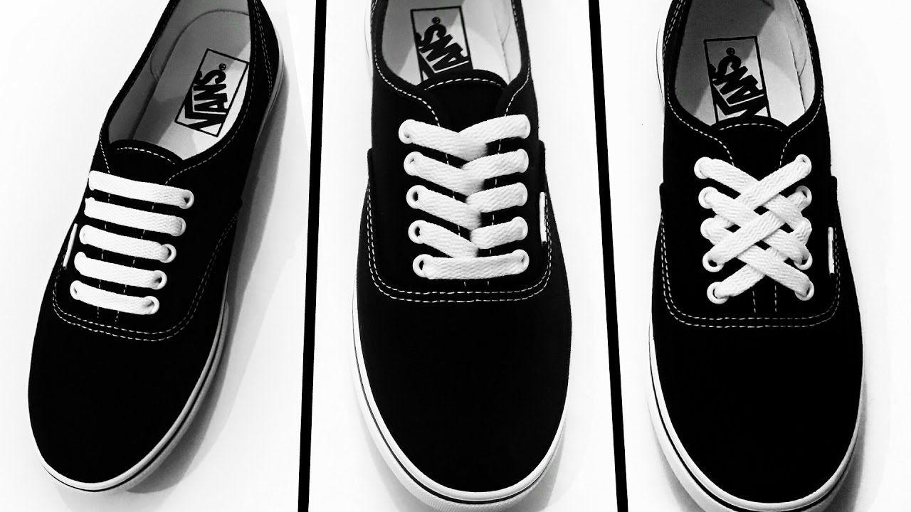 shoe laces vans