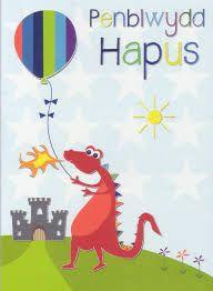 Penblwydd Hapus I Ti Welsh Words University Of Wales Homesick