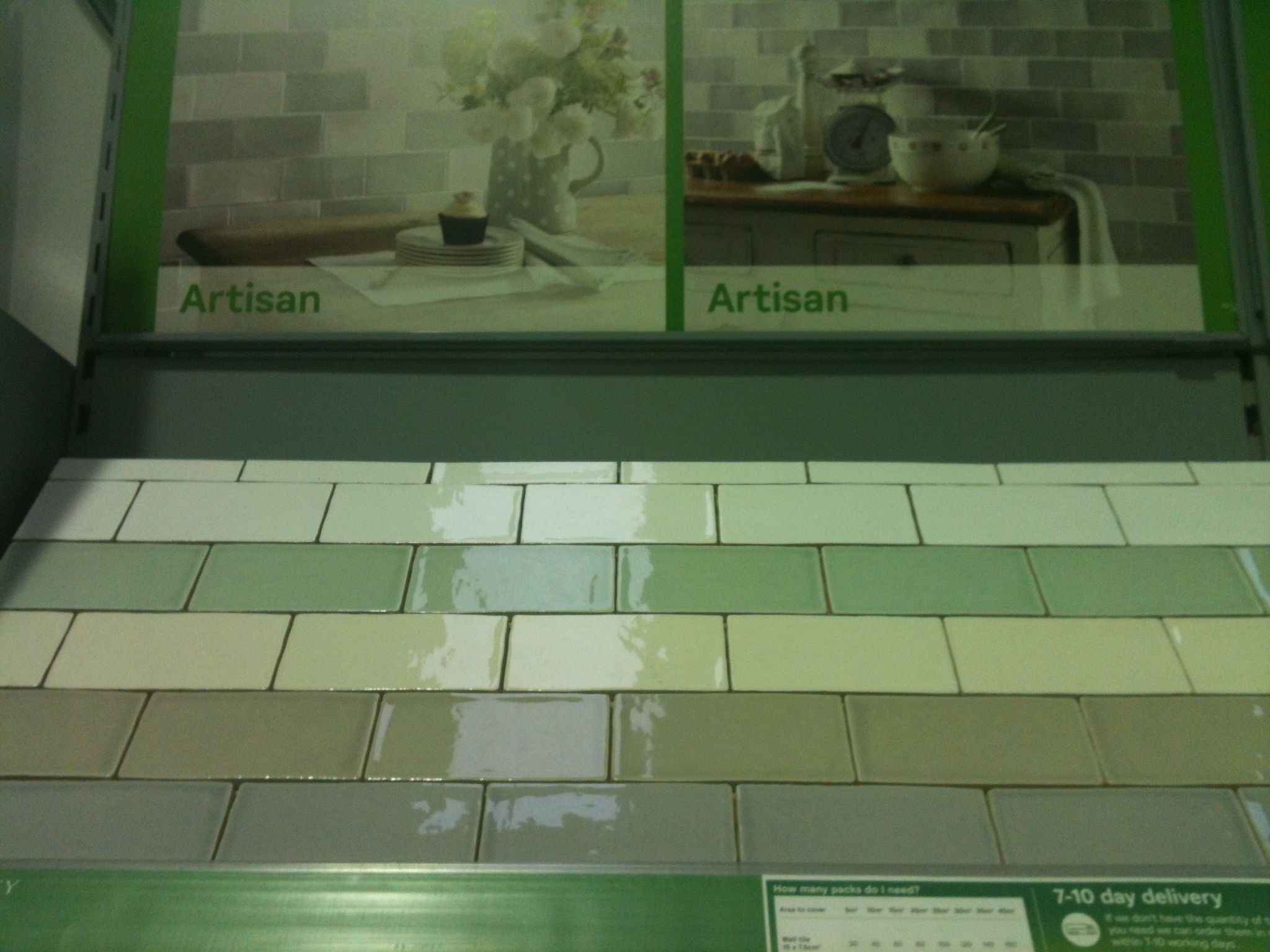 Homebase laura ashley artisan tiles these are expensive but lovely homebase laura ashley artisan tiles these are expensive but lovely may have to do dailygadgetfo Choice Image