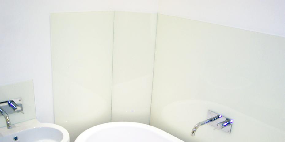 Easy Glass Splashbacks Coloured And Printed Walls