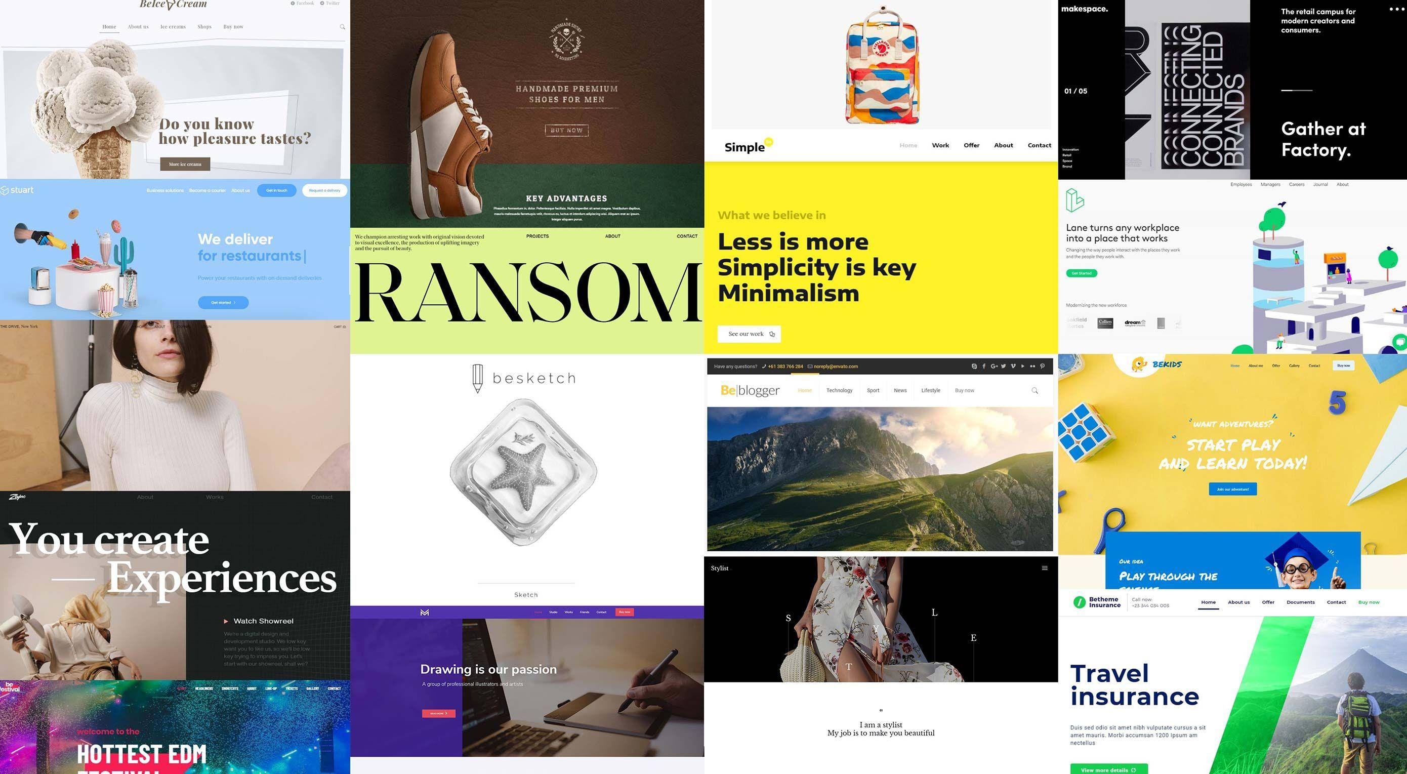 Tips On Designing Creative Websites That Will Wow Your Clients Creative Websites Web Design Graphic Design Branding