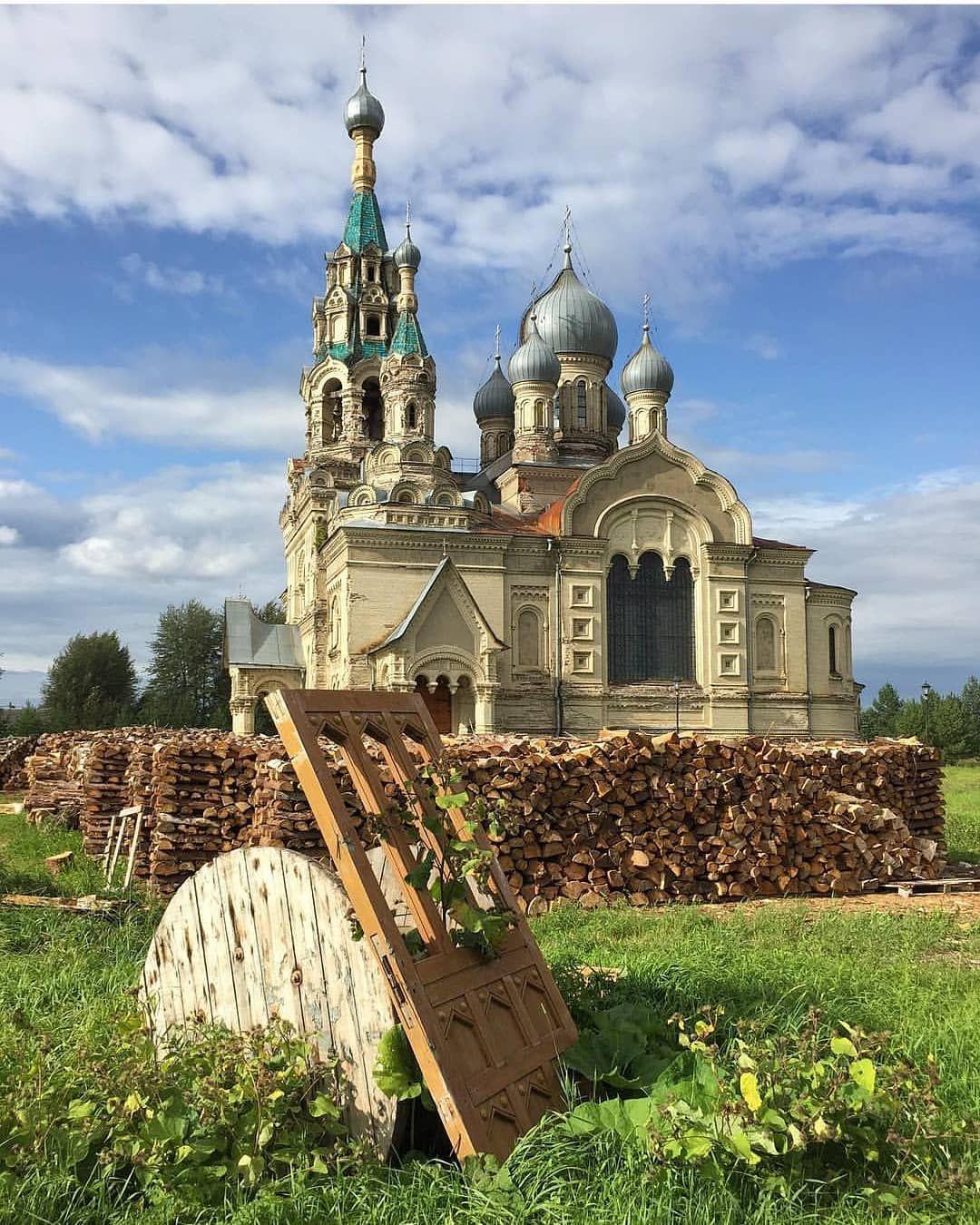 церкви ярославской области фото этом