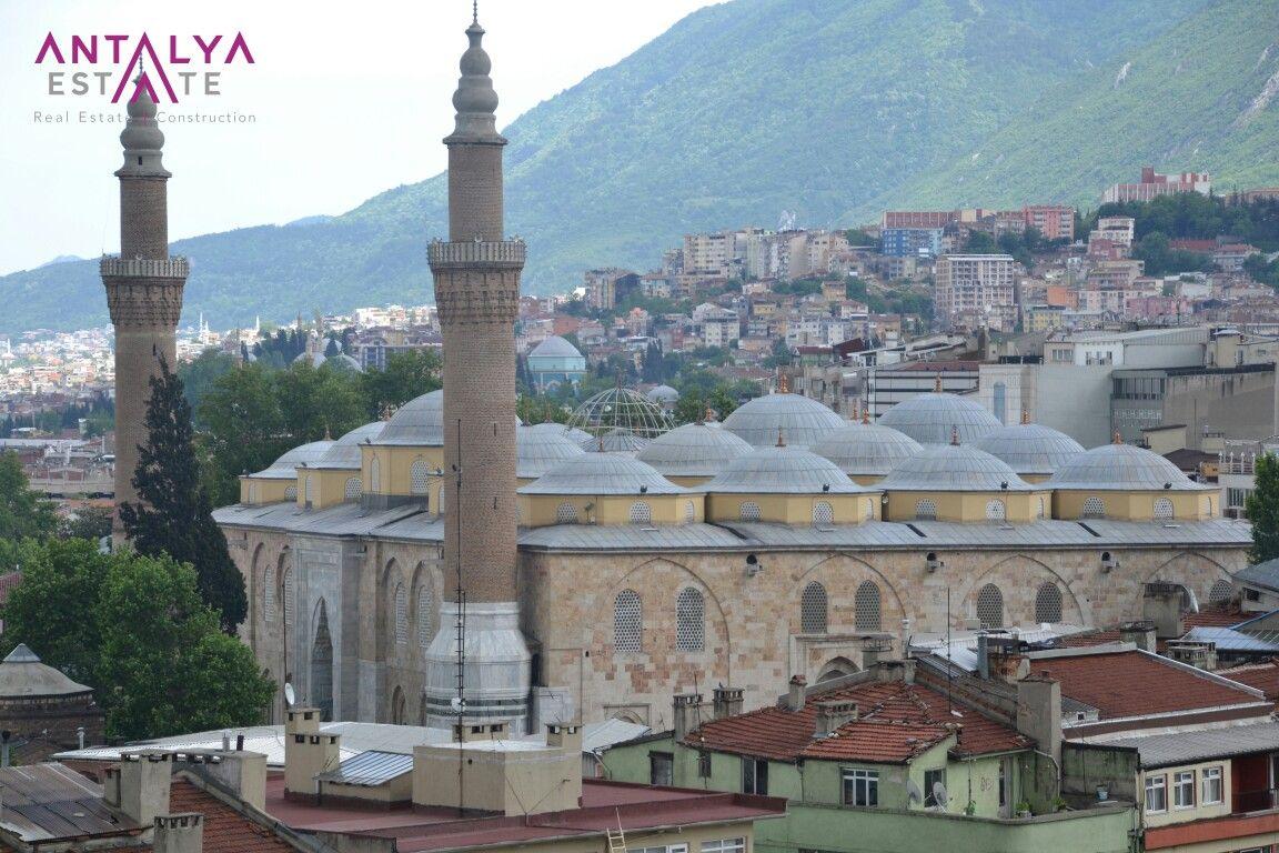 مسجد بزرگ بورسا