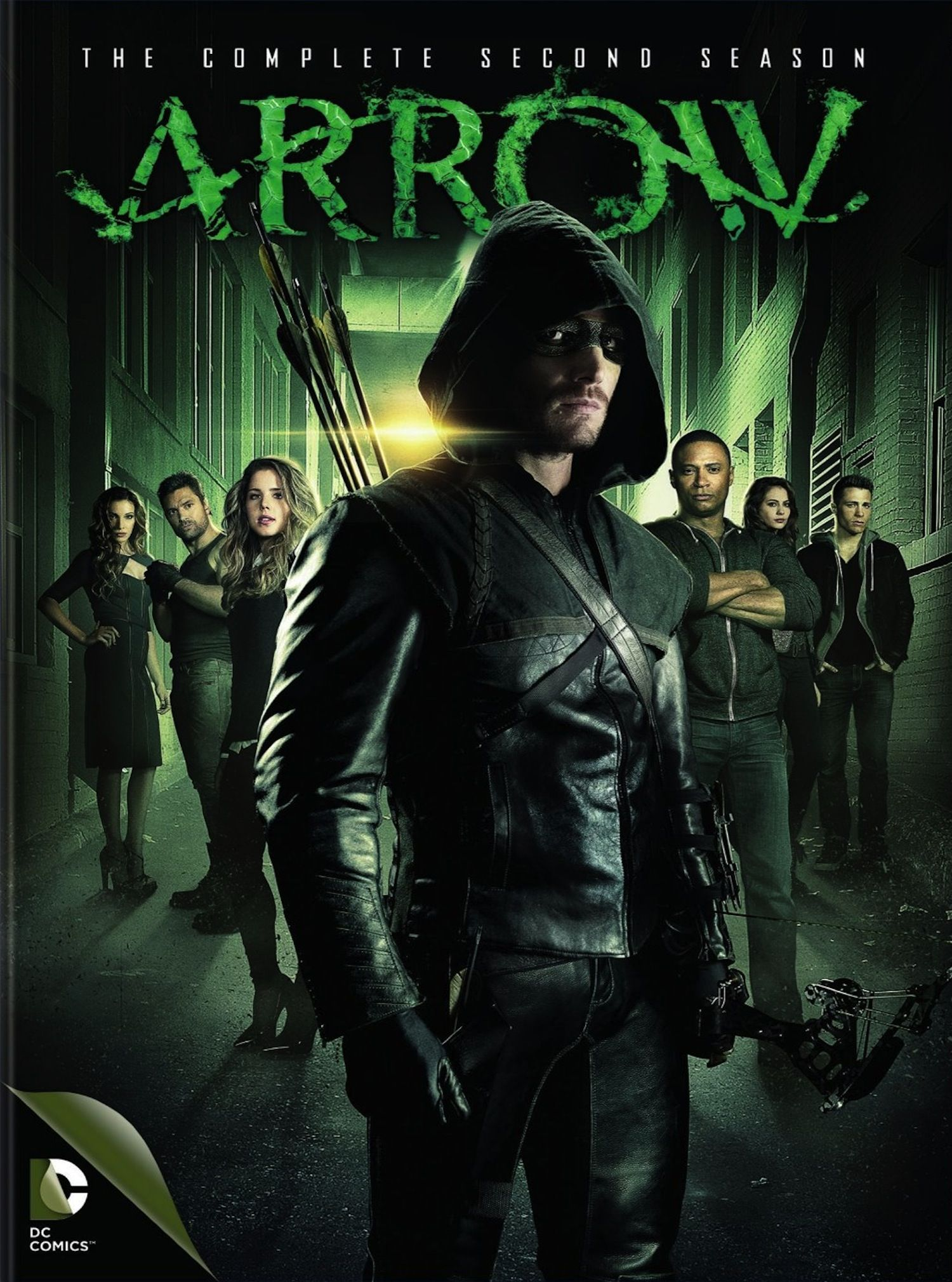 Watch Arrow Season 2 Full Episodes Online Stream Moviesstream