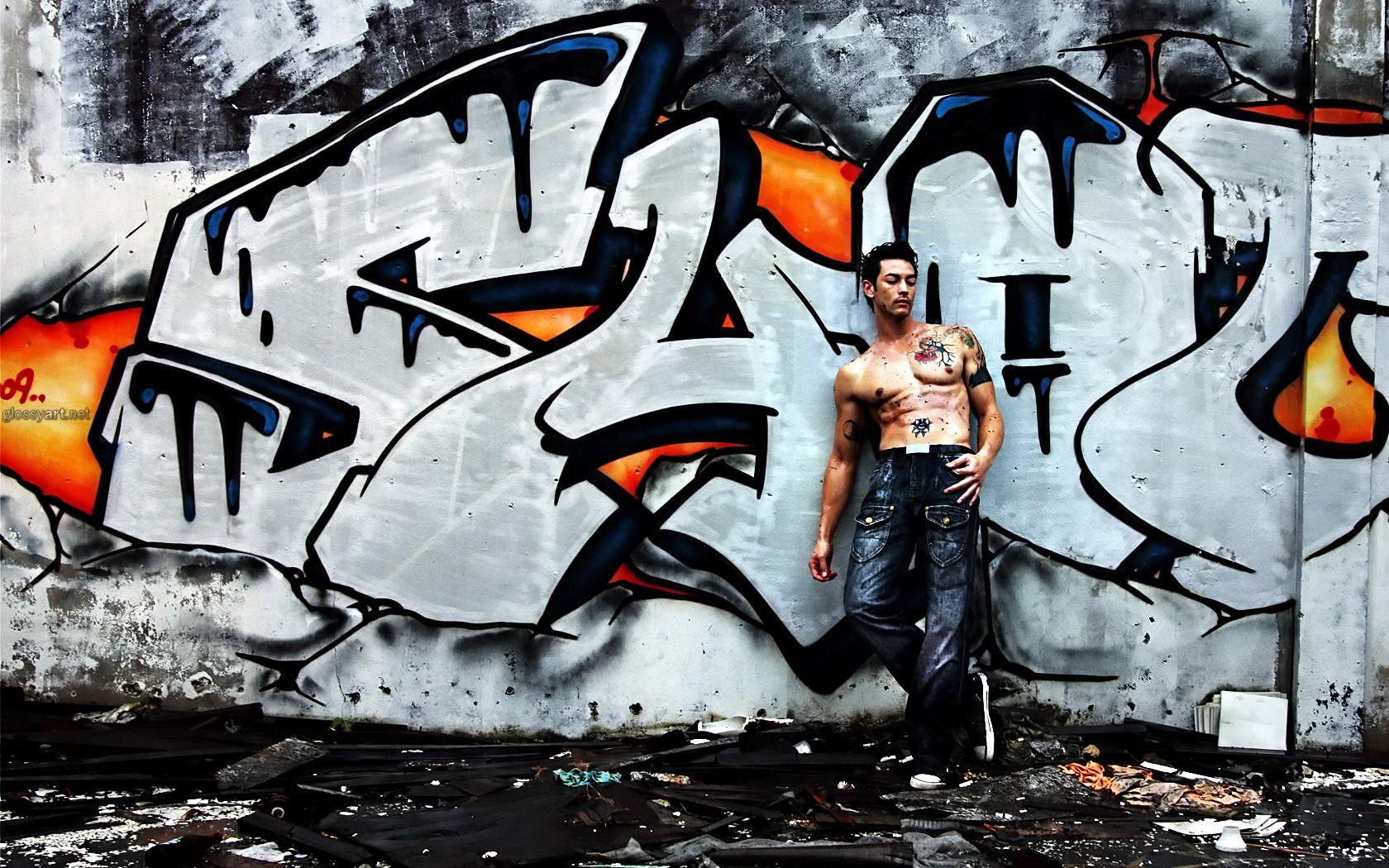 Graffiti Art Theme HD Wallpaper and ...