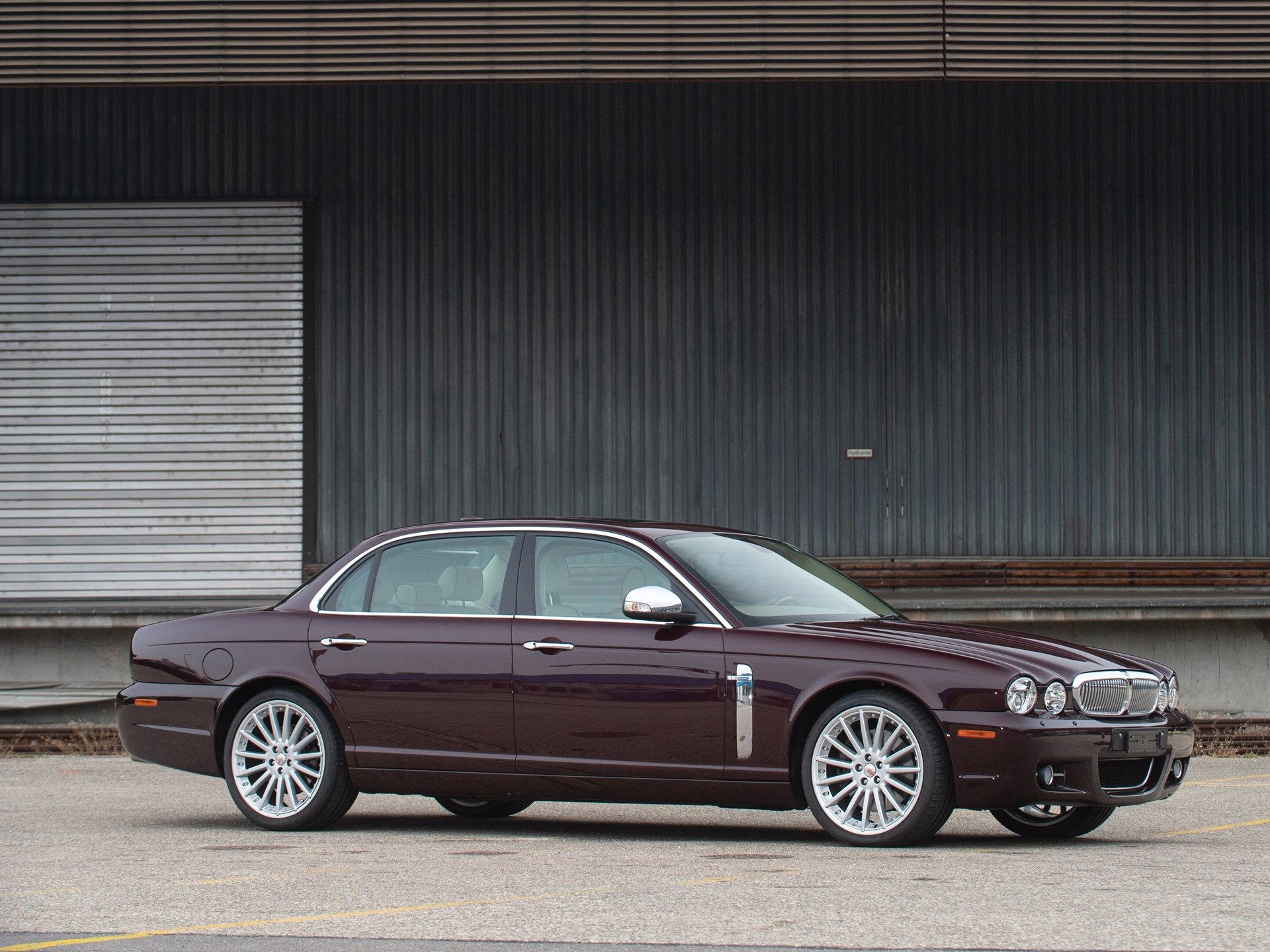 2007 Daimler Super Eight Bmw