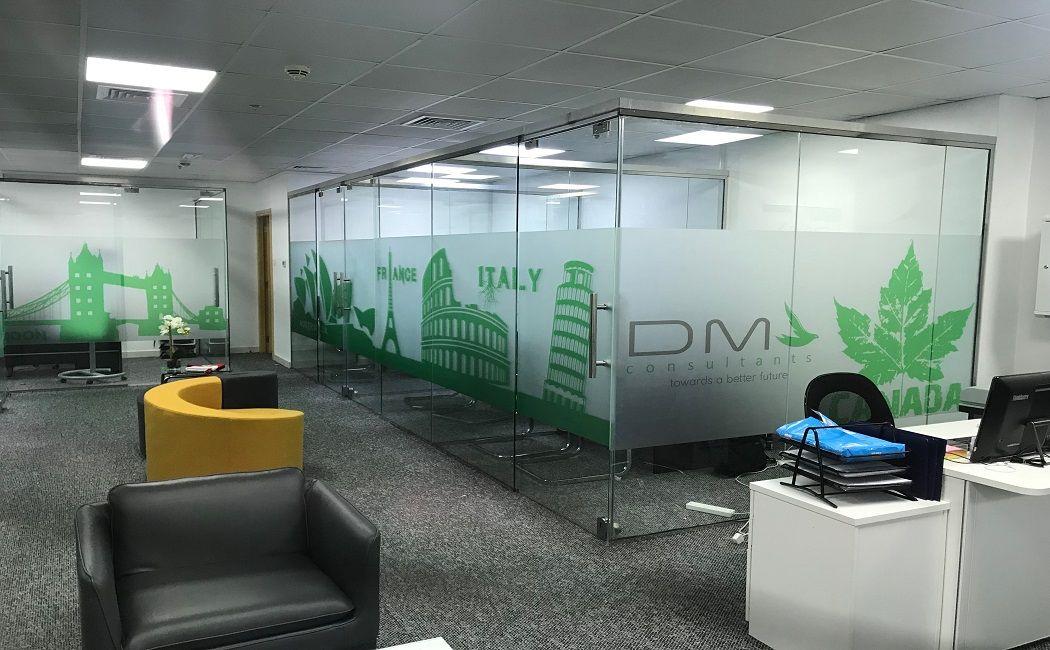 BHL Interior Design Provide Gypsum Partition Work Dubai ...
