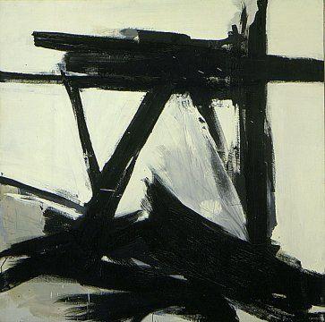 Modern Art Lacma Franz Kline Modern Art Abstract Art Inspiration