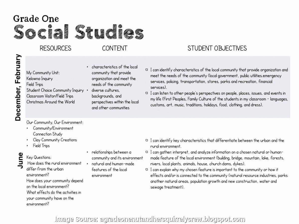 25 Social Stu S Lesson Plan Templates In