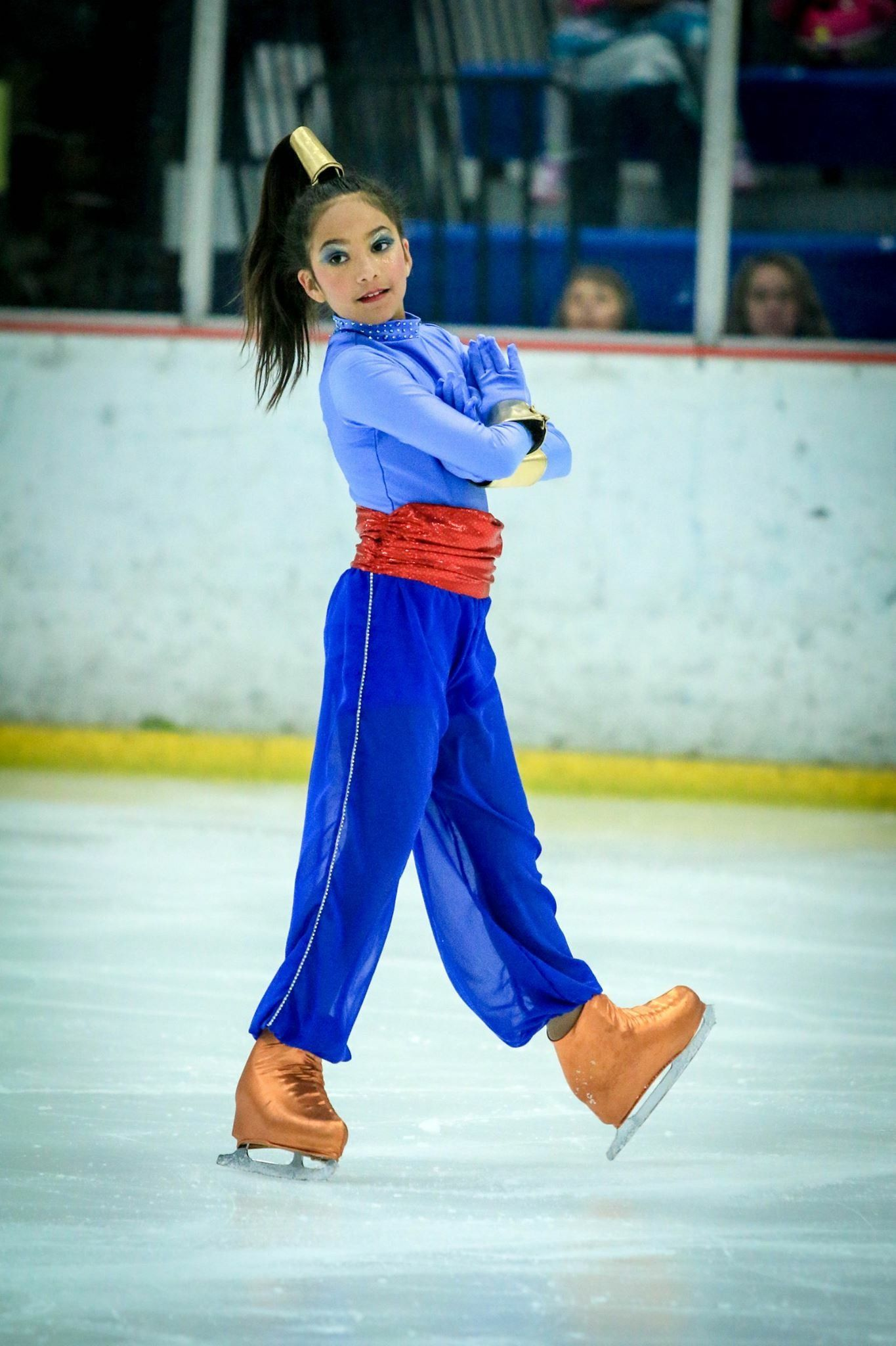 Aladdin's Genie costume for Showcase 2016. | Skate ...