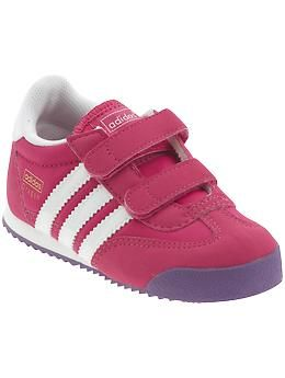 adidas Dragon (Infant/Toddler) | Piperlime | Baby shoes, Adidas ...