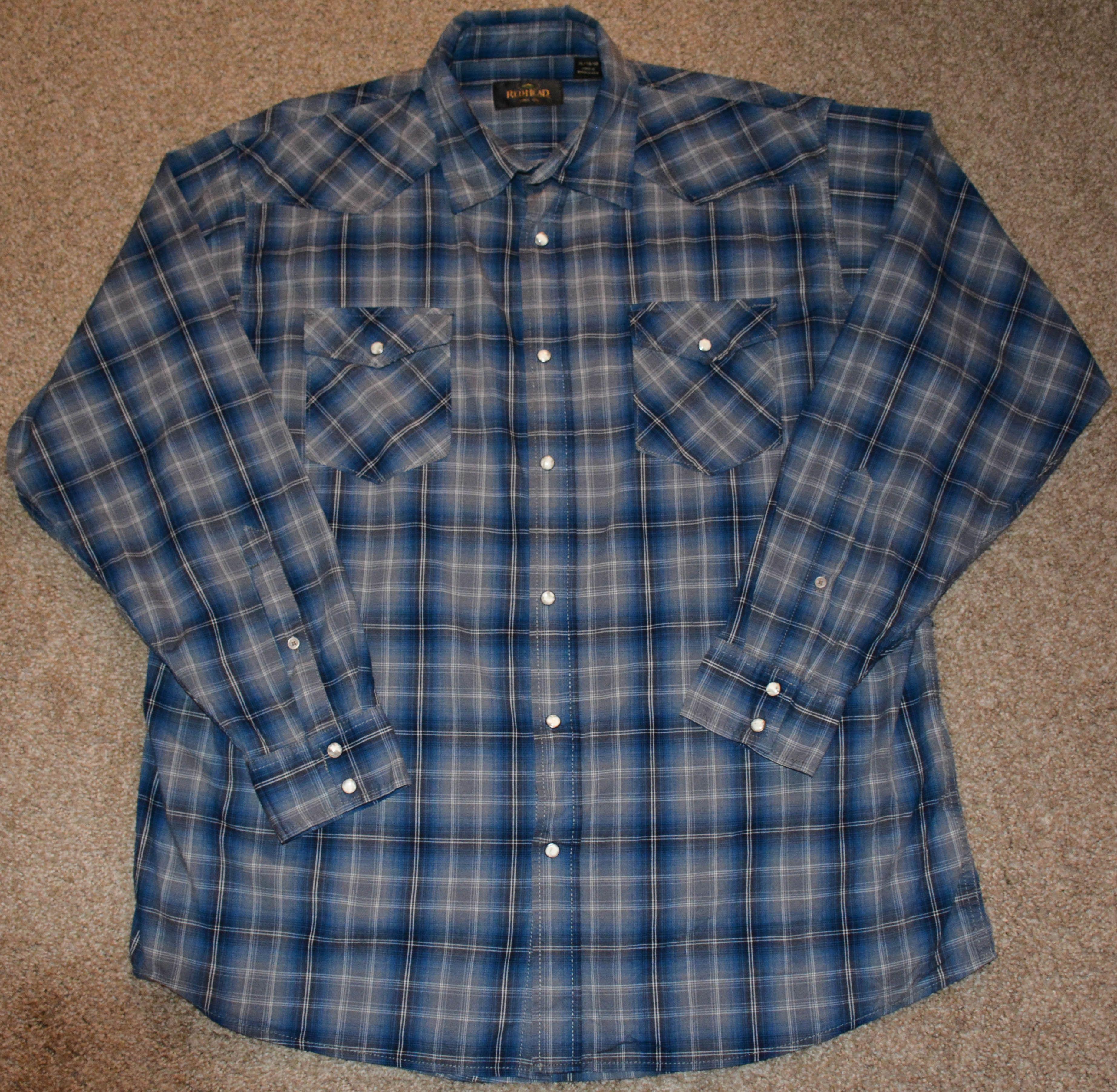Redhead great plains shirt cheap