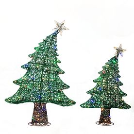 Holiday Living Christmas Tree.Product Image 1 For Our Home Outdoor Christmas