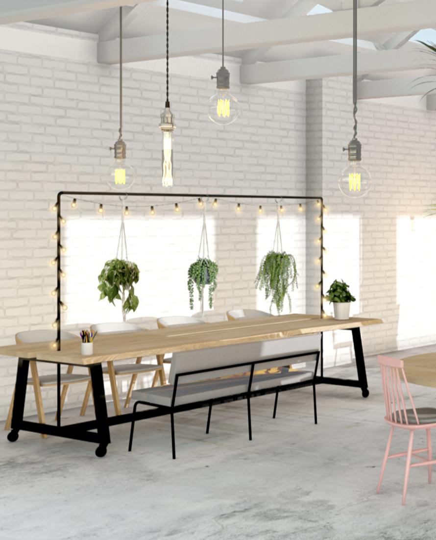 L Atelier Des Pros For Me Lab En 2020 Guinguette Espace De Coworking Travailleuse