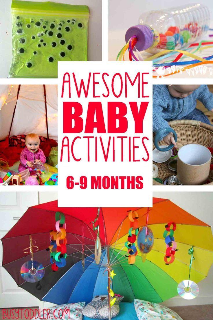 baby aktivitäten