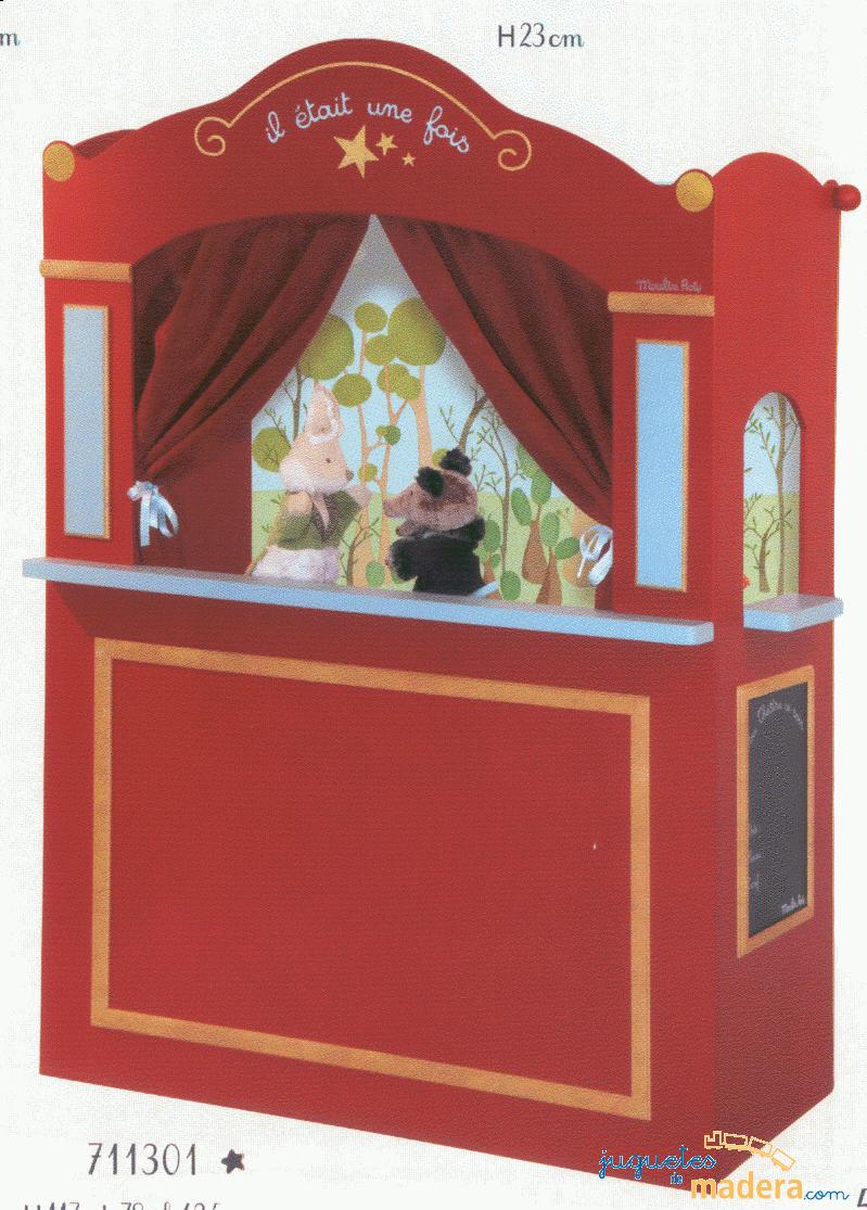 Teatro para t teres y marionetas titeres pinterest - Como hacer marionetas de mano ...