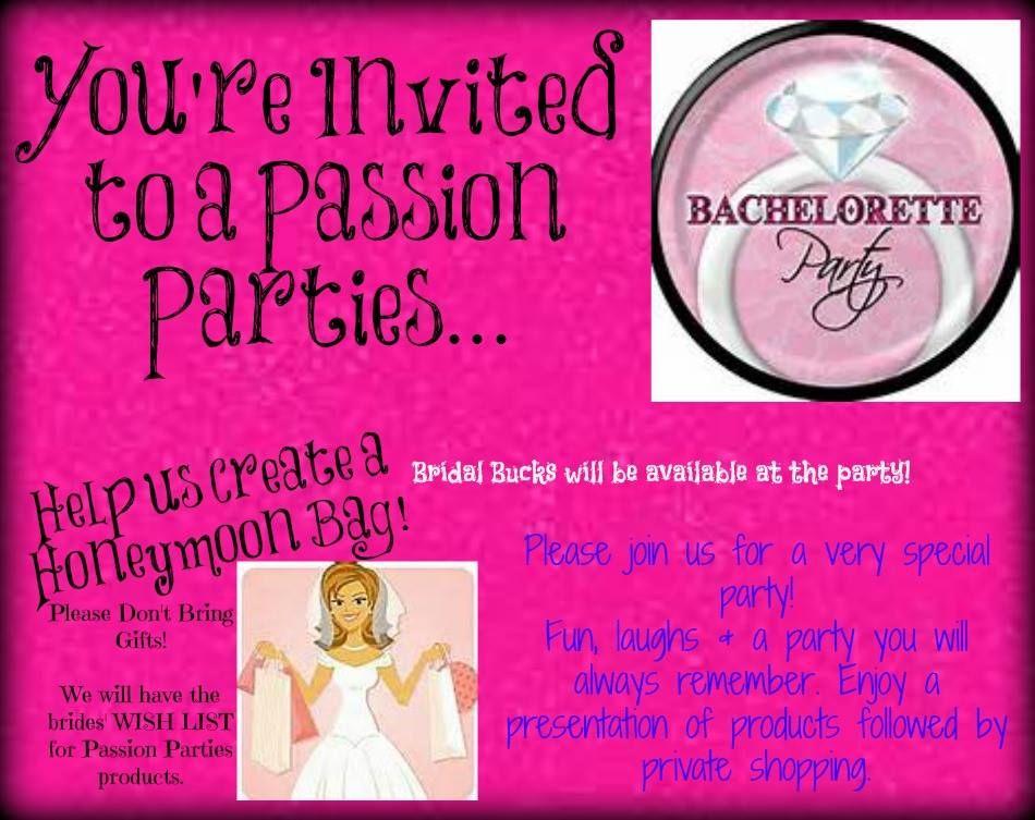 Passion Party Invite Klaspassionparties Yahoo Com Passion Parties