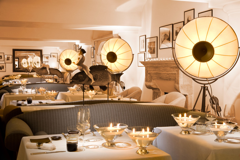 Capri Palace Anacapri Italy l'olivo restaurant | two michelin stars | capri palace hotel