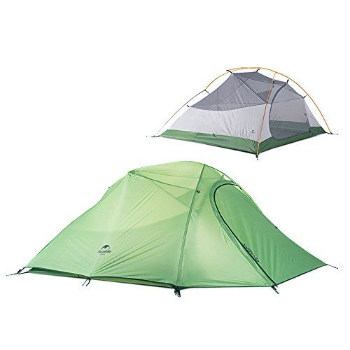 Naturehike 3 Person Outdoor C&ing Double-layer Tent Ultralight Waterproof Tent u003du003e Additional details at the pin item shown here click it  Hiking tents  sc 1 st  Pinterest & Naturehike 3 Person Outdoor Camping Double-layer Tent Ultralight ...